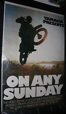 On Any Sunday Movie Poster - Steve McQueen - Yamaha Motorcycles (C-6) 1971