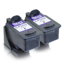 2 für Canon Pixma MP230 MP250 MP280 IP2700 MP235 MP495 MX410 MP240 MP270 PG510