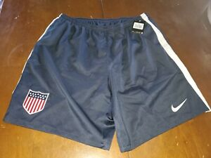 Nike USMNT CENTENNIAL  OFFICIAL Game Shorts Worn By Players size XXL BNWT