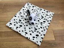 Primark Baby Comforter Blanket 101 Dalmations Disney Blankie VGC Dalmatians