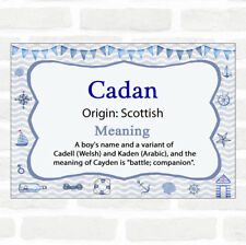 Cadan Name Meaning Nautical Certificate
