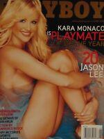 Playboy June 2006   Kara Monaco Stephanie Larimore #1265 +