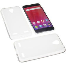 Case for ZTE Blade A520 Cell Phone Pocket Cases TPU Rubber Case Transparent