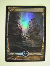 PALUDE - SWAMP - zendikar full frame - MTG MAGIC