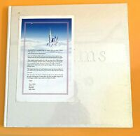WDW Dreams Cast Appreciation Book Walt Disney World Sealed Hardcover 2006