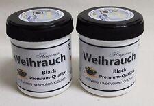 (11,40€/100ml) Hago Weihrauchbalsam black premium 2 x 100 ml