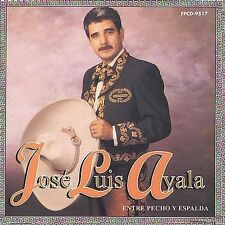 FREE US SHIP. on ANY 2 CDs! ~LikeNew CD Jose Luis Ayala: Entre Pecho Y Espada