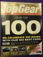 TOP GEAR #100 - 100 BEST CARS - Jan 2002