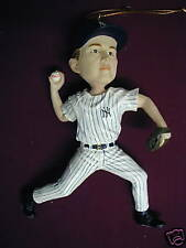 "ROGER CLEMENS YANKEES/RED SOX Ornament Memory Co 6"" NICE LIKENESS-GREAT FAN GIFT"
