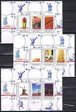 Nederland 2011 Postzegelbeurs beurs Essen blokjes 2751-C-4/6 nrs 4-6