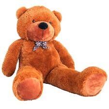 Riesen Teddybär Kuschel Teddy XXL 150cm Braun Kuscheltier Stofftier Plüschbär