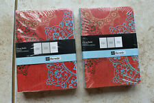 Lot of 2 3 Packs Studio C Purse Pocket Notebooks Notepads Paper Business Travel