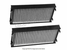 BMW X5 X6 (2007-2012) Cabin Air Filter Set Activated Charcoal CORTECO-MICRONAIR
