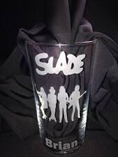 Engraved Slade Pint Glass - New - Handmade
