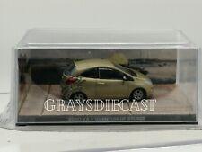 Ford KA Quantum of Solace James Bond  IXO/ALTAYA  1-43 scale Model Car