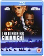 The Long Kiss Goodnight Blu-ray 1996 Region DVD Region 2