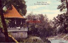 Regent Spring, Excelsior Springs, Mo 1914