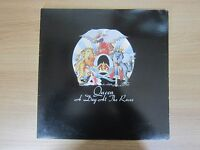 QUEEN - A Day At The Races RARE 1992 Korea Orig Vinyl LP