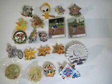 Lot of 20 Little League World Series Trader Pins