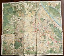 alte/sehr alte Landkarten STADTPLÄNE * WIEN * SALZBURG * ÖSTERREICH