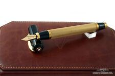 """Visconti Rinascimento """"Organza"""" Solid Gold Fountain Pen - Special #002/500!"""