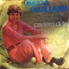 Gilda Giuliani   Amore immenso P 2 45 giriarlero' di te