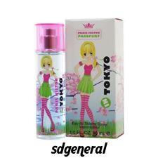Passport In Tokyo Paris Hilton Women 1.0 oz  30 ml EDT Perfume Spray NEW IN BOX