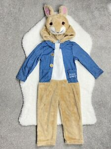 Baby Peter Rabbit Fancy Dress Costume All In One Size: 12-24 Months
