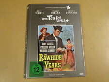 DVD / VOM TEUFEL VERFUHRT / THE RAWHIDE YEARS ( TONY CURTIS, COLLEEN MILLER... )