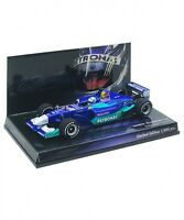 New Minichamps 1/43 Sauber Petronas C20 Kimi Raikkonen 2001 Limited  From Japan