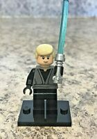 Genuine LEGO STAR WARS Minifigure - Luke Skywalker - Complete - sw0395