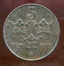 SUEDE  5 ore  1947  ( fer)