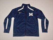 Ole Miss Mississippi Rebels Women's Nike Full Zip Athletis Jacket Medium RARE!