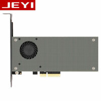 m.2 NVMe Adapter Card NGFF Turn PCIE3.0 Cooling Fan SSD Dual Interface