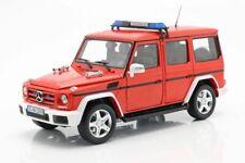 Mercedes-Benz G-Klasse Feuerwehr  Limitiert 500 Stück  iScale  Maßstab 1:18  NEU
