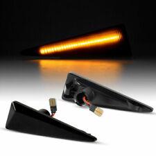 LED SEITENBLINKER für RENAULT Avantime | Espace IV | MEGANE II SCENIC II SCHWARZ