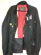 XXL 2XL RARE Barbour International Union Jack Waxed Jacket
