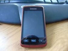 Samsung Galaxy Xcover GT-S5690 - Black Orange (Unlocked) Smartphone