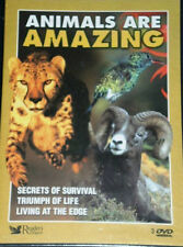 Animals Are Amazing - Survival At The Edge (DVD,2008)
