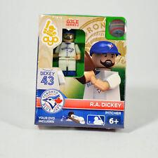 R.A. Dickey #43 Blue Jays Series 2 G3LE Baseball OYO MiniFigure