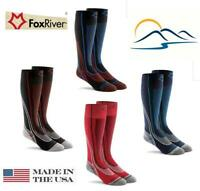Best Value Warm WOOL Ski Socks Fox River Arapahoe #5017