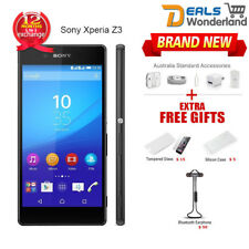 Sony Xperia Z3 Compact D5833 16G 4G LTE Smartphone Unlocked Black Sealed Box