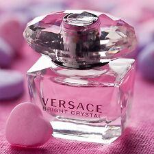 Versace Bright Crystal EAU DE TOILETTE 5 ml Womens Fragrances Miniature Perfume