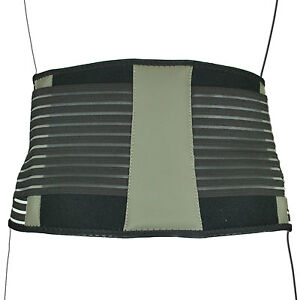 Neoprene Waist Posture Support, Pain Relief & Gym MMA Lower Back Belt Support