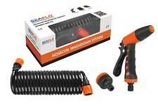 SEAFLO 20' Hosecoil Washdown System for RV, Boat, Garden Hose
