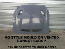 UNIVERSAL FG GT COBRA STYLE BONNET SCOOP DESIGNED TO BE MOLDED DOWN