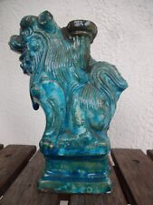 Ancien paire de CHIEN FÔ Brûle-parfum 18e siècle