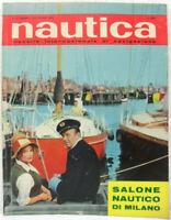 NAUTICA mensile internazionale di navigazione Anno I n° 9 Novembre 1962 Buono