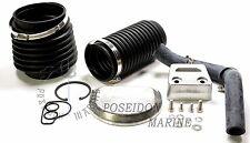Bellows & anodes kit for Volvo Penta SX RO: 3855411 3854130 3841481 3850426