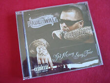 Paul Wall: Get Money Stay True (NEW-Opened CD) Snoop Dogg, Juelz Santana, Trina